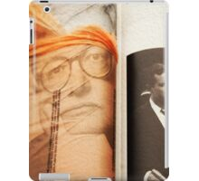Homage to Film Critic Roger Ebert iPad Case/Skin