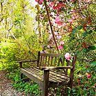 Azalea garden by Malgorzata Larys