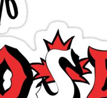 Canadian 100% Hoser Sticker