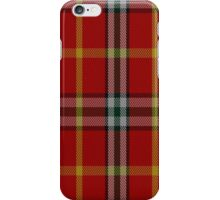 01657 Benedict Tartan Fabric Print Iphone Case iPhone Case/Skin