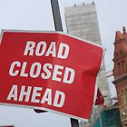Road Closed by photogart