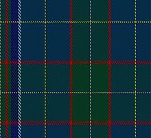 01661 Benteau na mara Tartan Fabric Print Iphone Case by Detnecs2013