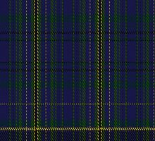 01663 Benyon of Wales Tartan Fabric Print Iphone Case by Detnecs2013
