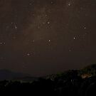 Starry Starry Night - Gordonvale FNQ by Chris Cohen