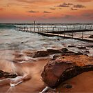 Newport Sunset by Calelli