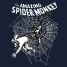 Amazing Spidermonkey by TragicHero