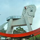 The Big Rocking Horse by peasticks