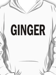 GINGER. T-Shirt
