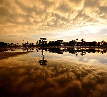 Urban Sunset 2 by Dan Bronish