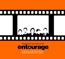 Entourage by Harry Bradley