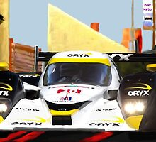 Baltimore Grand Prix, racing Mazda Speed  by Tom  Sachse