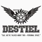 Destiel Quote Series - #18 by HarmonyByDesign