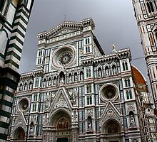 The Basilica di Santa Maria del Fiore by Andrew Connor Smith
