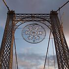 A Bridge in Inverness by kalaryder