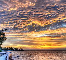 Sunrise over Yamacraw in Nassau, The Bahamas by Jeremy Lavender Photography