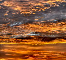 Sunrise over Yamacraw in Nassau, The Bahamas by 242Digital