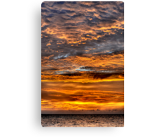 Sunrise over Yamacraw in Nassau, The Bahamas Canvas Print