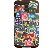 Nerd's Stamp Collection *REQUESTED* Samsung Galaxy Case/Skin