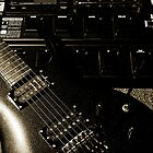 Ibanez and Line 6 by Jamie Cameron