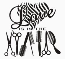 Love is in the Hair by vivendulies