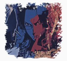 samurai champloo by Steno92