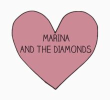 Marina & The Diamonds Heart by Daenna