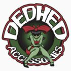 dedhed logo by WormwoodDesign