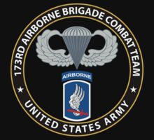 173rd Airborne Wings by 5thcolumn