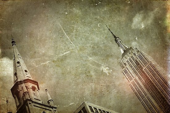 New York by Jean-François Dupuis