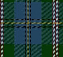 01751 British Columbia Centennial Commemorative Tartan Fabric Print Iphone by Detnecs2013