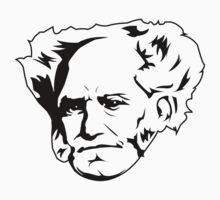 Arthur Schopenhauer by Akres