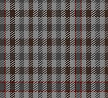 01771 Brook (Check) District Tartan Fabric Print Iphone Case by Detnecs2013