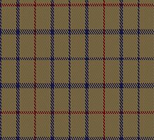 01776 Brooks Brothers Tattersall Camel Fashion Tartan Fabric Print Iphone Case by Detnecs2013