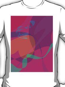 Heart Upside-Down T-Shirt