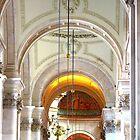 Inside St Paul Cathredal by Arvind Singh