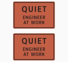 Engineer At Work (Small) ×2 by csyz ★ $1.49 stickers