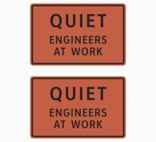 Engineers At Work (Small) ×2 by csyz ★ $1.49 stickers