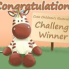 Cute Children's Illustrations - Challenge Winner Banner by MissCake