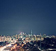 Toronto by Magda Beda