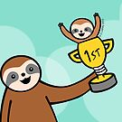 Congratulations Sloth  by zoel