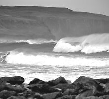 Cliffs Obscured by Gary  Collins