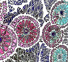 Fantasy flowers by grarbaleg