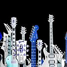 guitar city by david balber