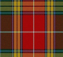 01801 Buchanan #2 Tartan Fabric Print Iphone Case by Detnecs2013