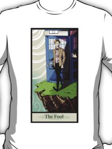 Eleventh Doctor- The Fool T-Shirt