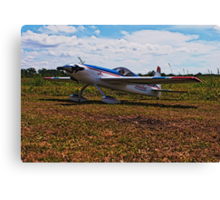 R/C Airplane Canvas Print