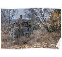Sagebrush Estate Poster