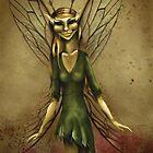 Gwyneth - The Fairy Mother by Nicola McIntosh
