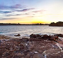 Queenscliff Bay by geochro