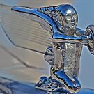 1940 Packard Hood Ornament by DrBillCreations